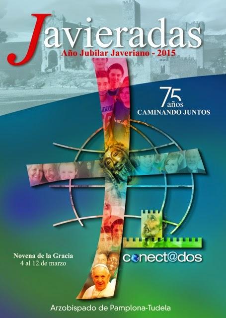 Cartel Javierada 2015