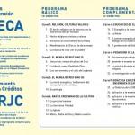 Curso DECA Magisterio en Fuenlabrada URJC. Cara B