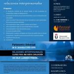 EL PERDON Y LAS RELACIONES INTERPERSONALES