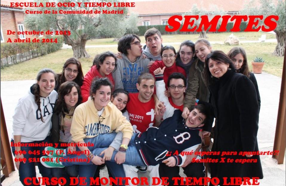 SEMITES, más que una escuela de Ocio y Tiempo Libre