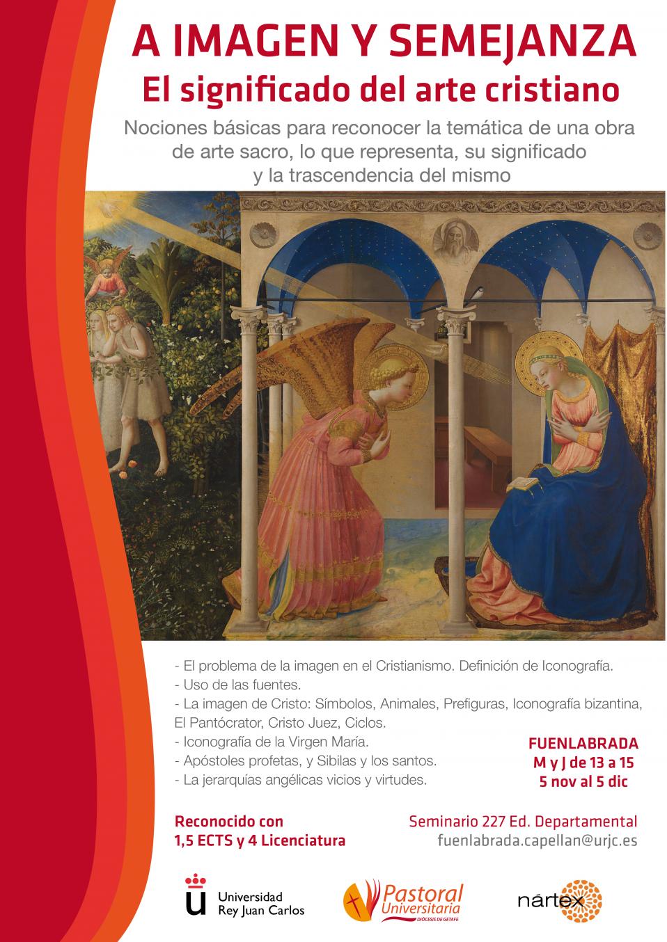 El arte cristiano: una explicación sencilla a su significado