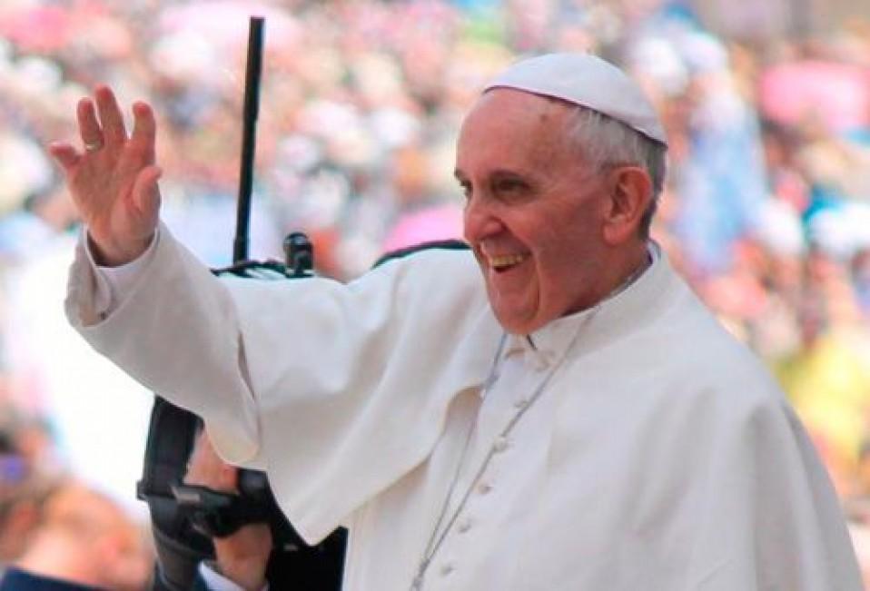 """Francisco a los jóvenes: """"Llevad el Evangelio a vuestros amigos"""""""