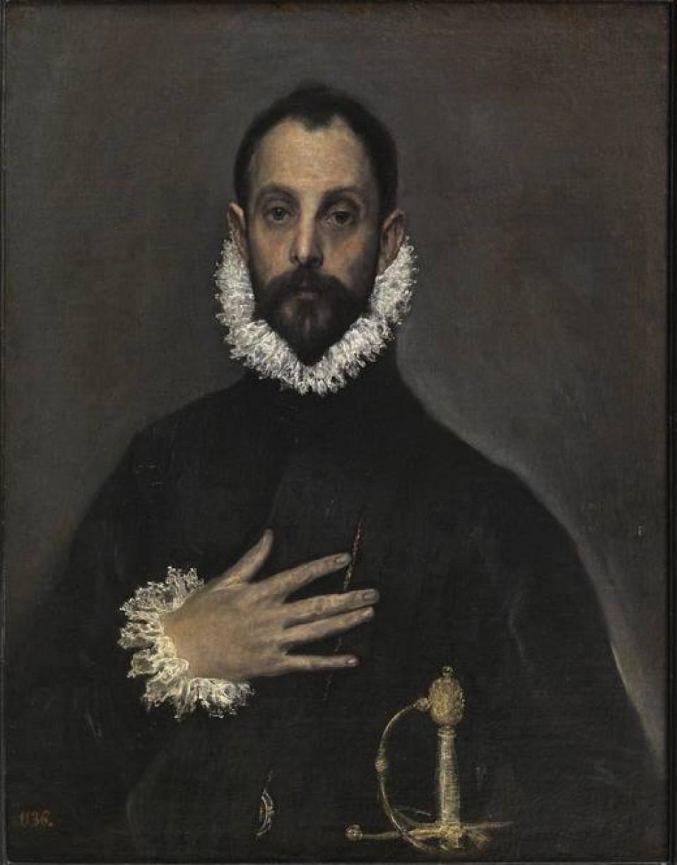 Feliz Año Nuevo de El Greco